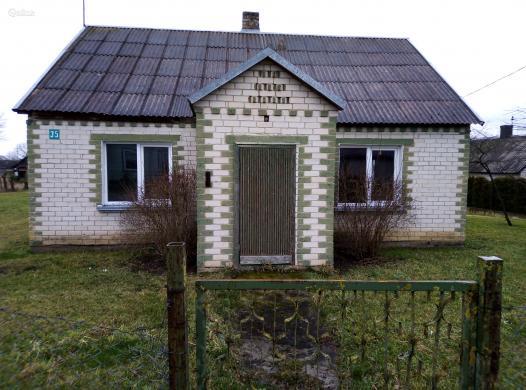 Parduodamas namas Kropiuose-0