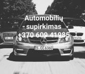 Auto supirkimas Klaipėdoje ir visoje Lietuvoje-0