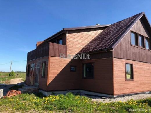 Parduodamas sublokuotas namas Maciuičių kaime-1