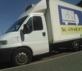 Krovinių pervežimas/Perkraustymo paslaugos /Pianinų gabenimas-0