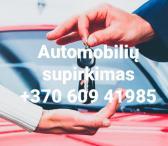 Automobilių supirkimas visoje Lietuvoje-0