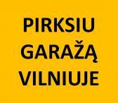 Pirksiu garažą Vilniuje-0