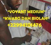 GRAND MARABOUT VOYANT MEDIUM FÉTICHEUR  +229 94101476-0