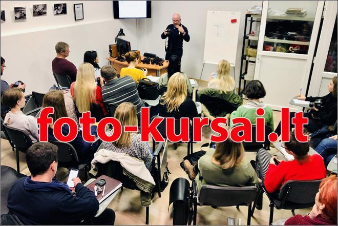 Fotografijos Kursai Kaune-0