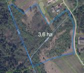 3,65 ha sklypas netoli Kelmės-0