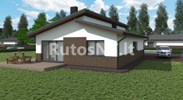 Parduodamas namas Baukštininkų kaime-5
