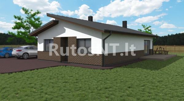 Parduodamas namas Baukštininkų kaime-6