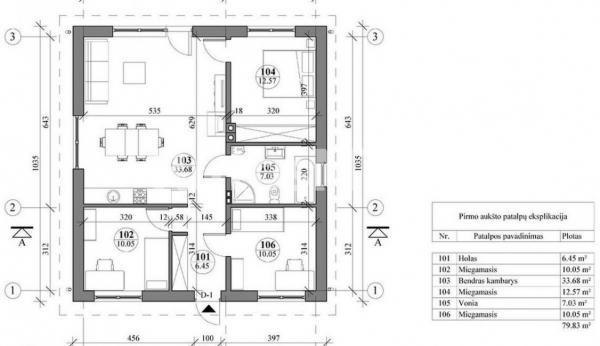 Parduodamas namas Paupiuose-3