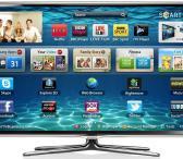 """Samsung Smart LED 3D slim, Full HD TV, 40"""" 102cm, kaip Naujas, kaina 249e. Yra galimybė atvezti už papildomą kainą.-0"""