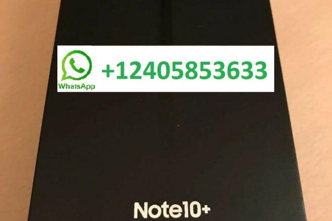 """Visiškai naujas """"Samsung Galaxy Note 10 Plus 5G 512Gb""""-0"""