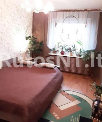 Parduodamas 3-jų kambarių butas Nidos gatvėje-4