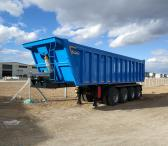 Tipper semi trailer from manufacturer-0