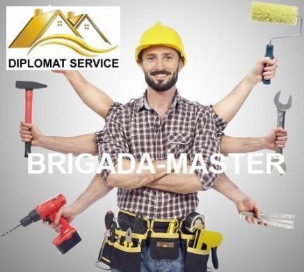 Jūsų statybų ir remonto DARBŲ VADOVAS – Brigada-Master (Diplomat Service Baltic)-7