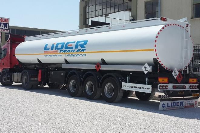 Fuel tanker trailers-0