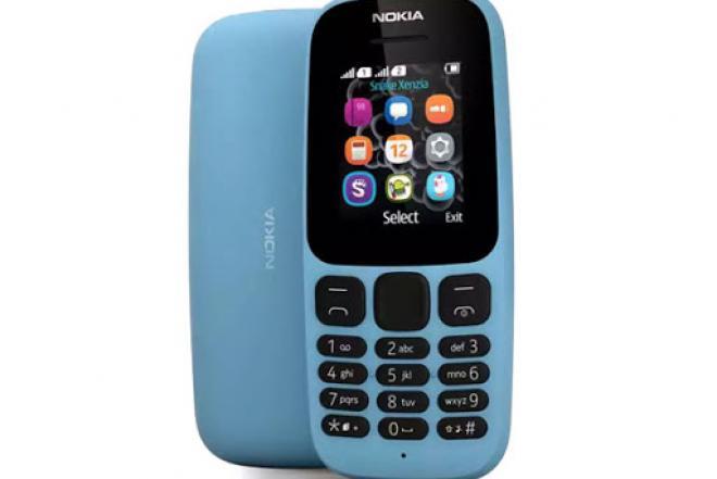 Nokia 105 telefonas-0