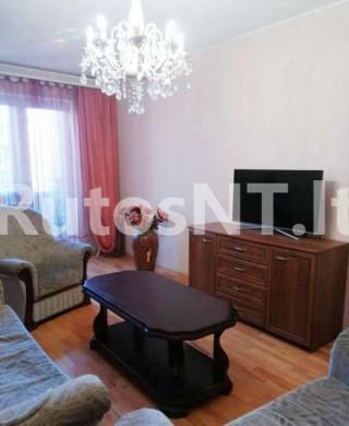 Parduodamas 3-jų kambarių su holu butas Kuncų gatvėje-3