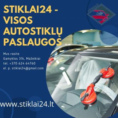 Stiklai24 – automobilių stiklai, jų keitimas, remontas-0