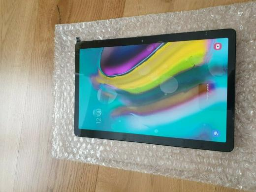 "NAUJAS GALAXY TAB S5-512GB-10.1""AMOLED 4G GPS SIM-GORILLA GLASS-5"