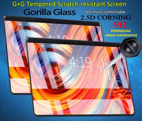 "NAUJAS-TAB PC+512GB+10.1"" QHD IPS+8X OCTA-CORE 3.5Ghz+4G+SIM+GPS+GORILLA GLASS+IPTV-7"