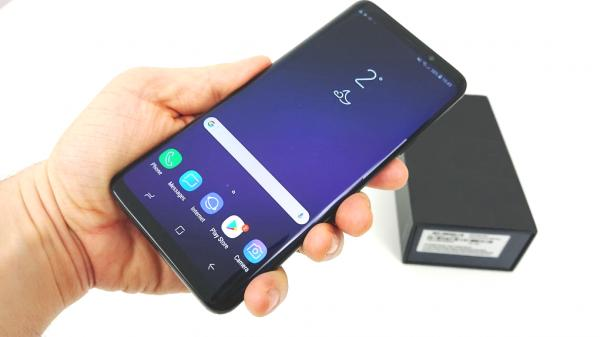 GALAXY S9-AMOLED-512GB+4G+DEKLAS DOVANU..-3