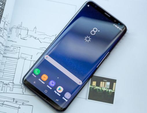 GALAXY S9-AMOLED-512GB+4G+DEKLAS DOVANU..-5
