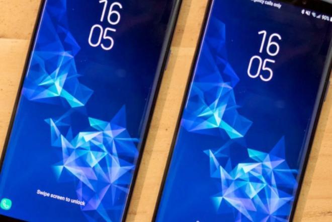 NAUJAS GALAXY S9+ PLUS-AMOLED-GORILLA GLASS 5-512GB+4G+DEKLAS-0
