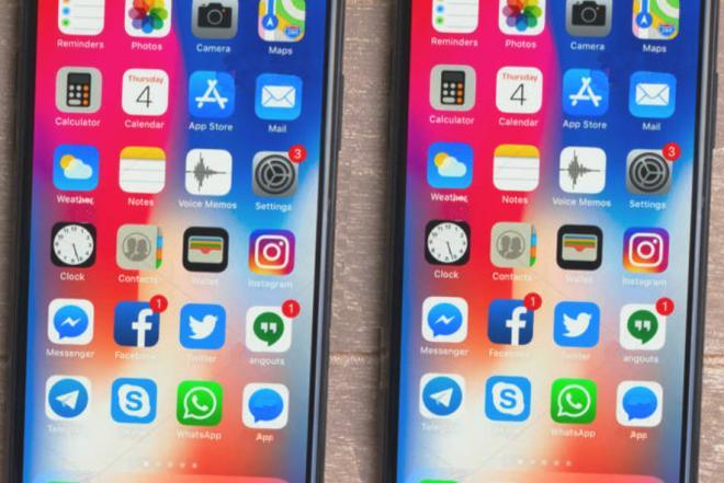 NAUJAS iPHONE X-512GB+4G+LT KALBA+DEKLAS DOVANU.-0