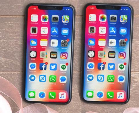 NAUJAS iPHONE X-512GB+4G+LT KALBA+DEKLAS DOVANU.-2