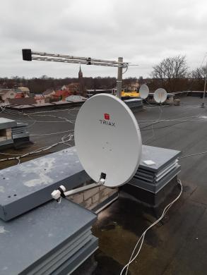 Televizijos sistemų įrengimas-1