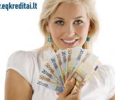 Paskolos, kreditai palankiausios sąlygos-0