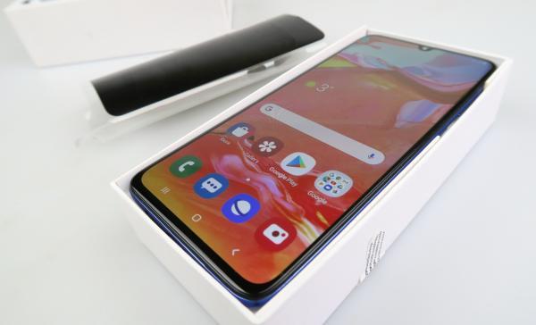 NAUJAS GALAXY A70-AMOLED-512GB-GPS-4G+DEKLAS-1