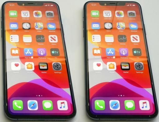 NAUJAS-iPHONE 11 MAX PRO-512GB+4G+DEKLAS DOVANU.-0