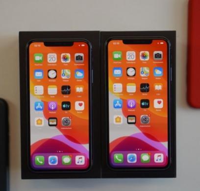 NAUJAS-iPHONE 11 MAX PRO-512GB+4G+DEKLAS DOVANU.-4