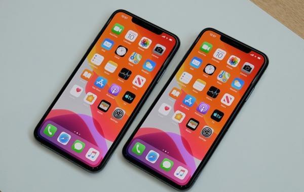 NAUJAS-iPHONE 11 MAX PRO-512GB+4G+DEKLAS DOVANU.-1