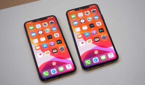 NAUJAS-iPHONE 11 MAX PRO-512GB+4G+DEKLAS DOVANU.-3