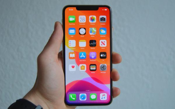 NAUJAS-iPHONE 11 MAX PRO-512GB+4G+DEKLAS DOVANU.-2
