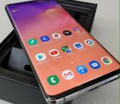 NAUJAS-GALAXY S10-AMOLED-GORILLA GLASS 5-512GB+4G+DEKLAS-0