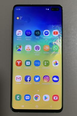 NAUJAS-GALAXY S10-AMOLED-GORILLA GLASS 5-512GB+4G+DEKLAS-6
