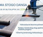 Statybinės ir šiltinimo medžiagos gera kaina !-0