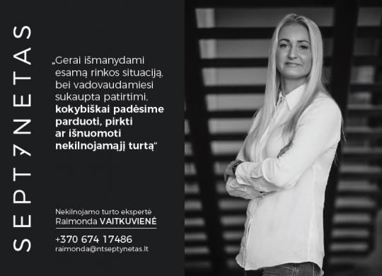 PARDUODAMAS PILNAI ĮRENGTAS NAMAS-7