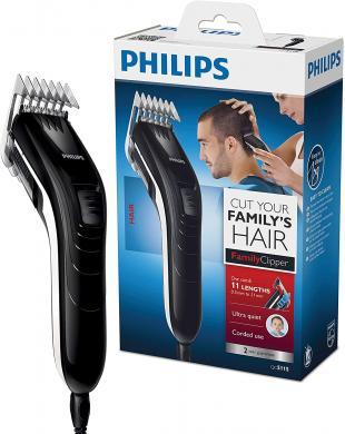 Philips plaukų kirpimo mašinėlė, tvarkinga 15e.-0