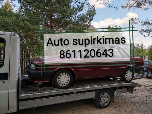 Automobiliu Supirkimas vilniuje-0