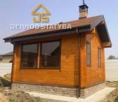 Dažome Medinius namus (nuotoliniu budu)-0