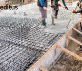 Klojinių-dailidė betonuotojas Olandijoje 664-0