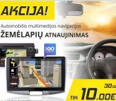 GPS navigacijų remontas, navigacijų servisas, žemėlapių atnaujinimas VISOJE LIETUVOJE-0