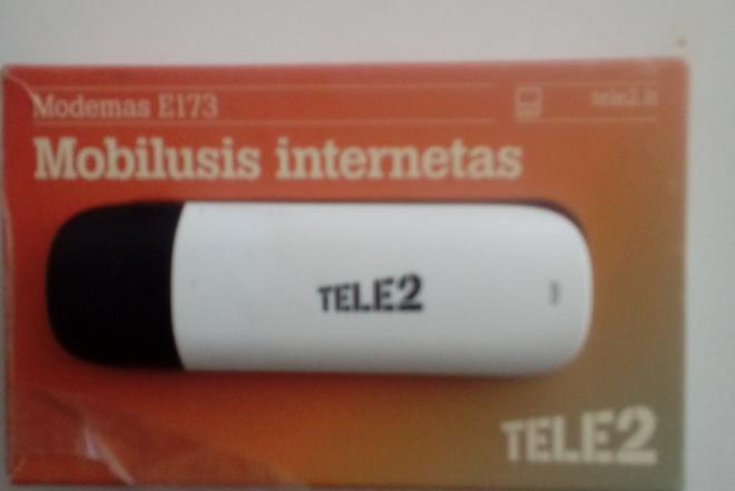 Modemas Tele2-0