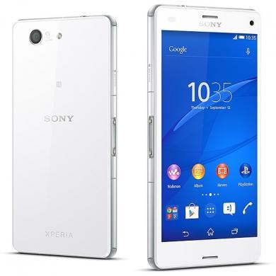 Sony xperia z3 compact, neveikia, skilusi nugarele 29.99e.-0