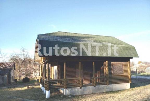 Parduodamas sodo namas Žiaukų kaime-2