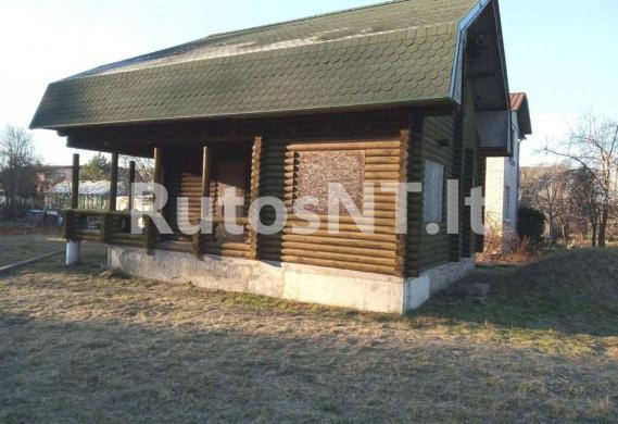 Parduodamas sodo namas Žiaukų kaime-0