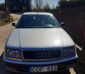 Parduodama tvarkinga Audi 100-0